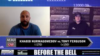 Before The Bell: UFC 209