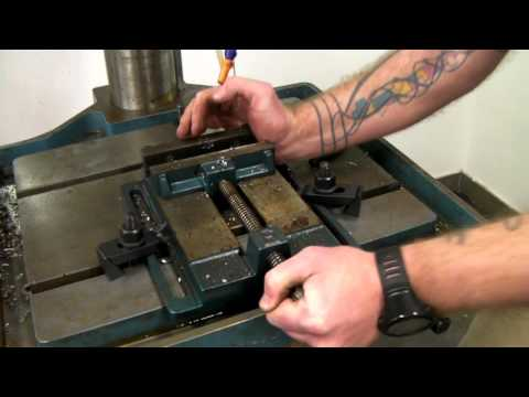 Drill Press Clamping