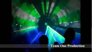 UCSI Music Festival 2011- LPS Laser Show By Team One Production