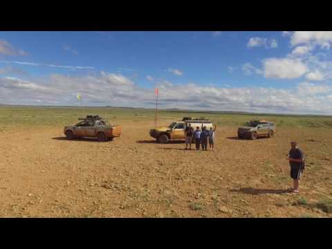Simpson Desert Crossing - 2016