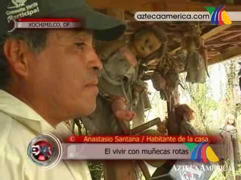 Extranormal la casa de las mu ecas youtube for La casa de las munecas madrid