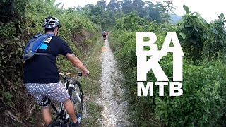 Baki- The best mountain bike trail of the month...