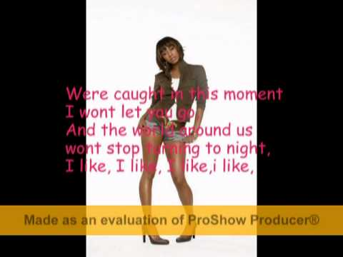 Keri Hilson - I Like karaoke instrumental.....full version