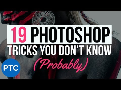 19 AMAZING Photoshop Tips, Tricks, And Hacks (That You Probably DON'T Know)