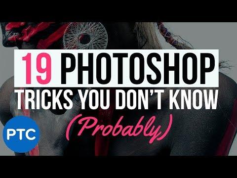 19 AMAZING Photoshop