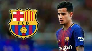 Philippe coutinho fc barcelona deal ...
