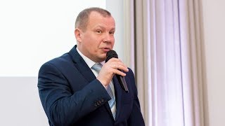 Dariusz Małkowski z nagrodą prezydenta miasta Ostrołęki Łukasza Kulika