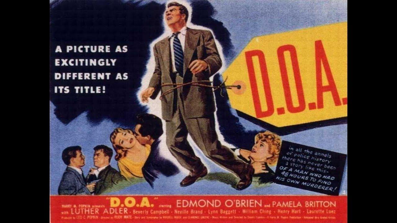 Trailer DOA 1950