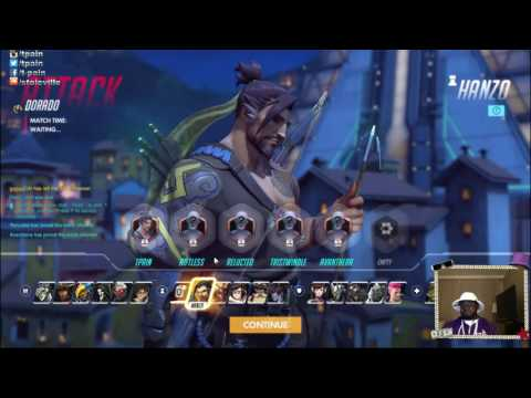 T-Pain Back At It On Twitch- Overwatch