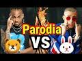 Cheyco El Pro Youtube Channel in Lo mejor de bad bunny ft ozuna - (Parodia) te bote remix, dura daddy yankee, el farsante Video on realtimesubscriber.com