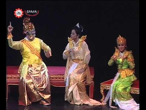 Panji/Inao -- E-Naung Dance Drama -- E-Naung Zatdaw (Myanmar) Drama