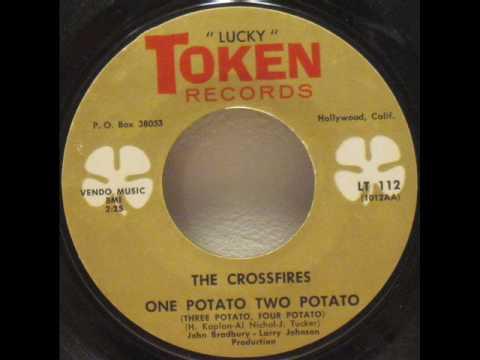 The Crossfires - One Potato Two Potato.wmv