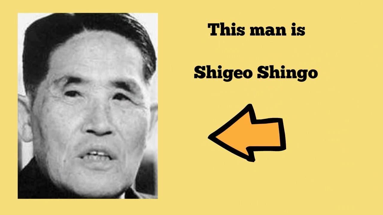 Image result for shigeo shingo kim