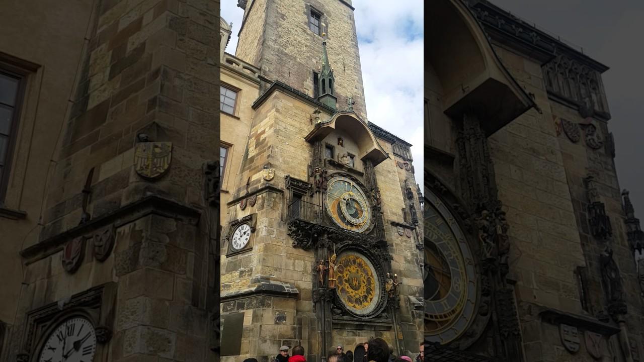 นาฬิกาดาราศาสตร์ปราก:Pražský orloj