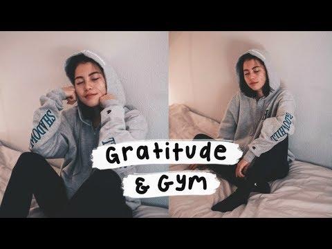Gratitude & gym beginners //14
