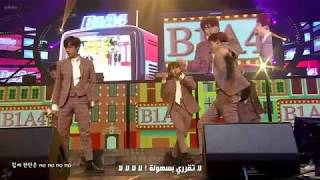 [no0o0datrans] B1A4~ Time Machine Medley (Live Space Concert) [arabic sub]