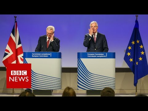 Brexit negotiations: Barnier urges more