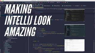 How to Make IntelliJ IDEA Look Amazing!! - Change Theme