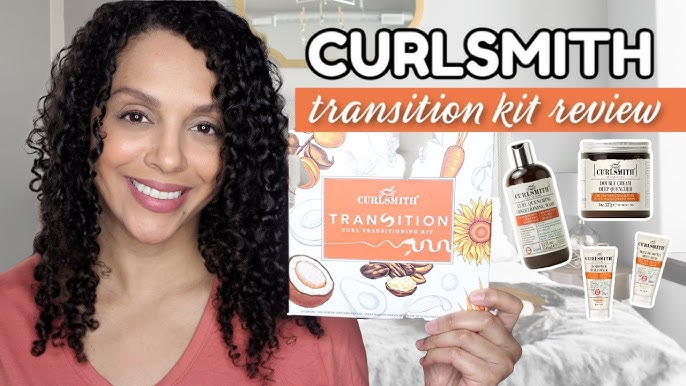 Transitioning Starter Kit For Naturally Curly Hair Risasrizos Youtube