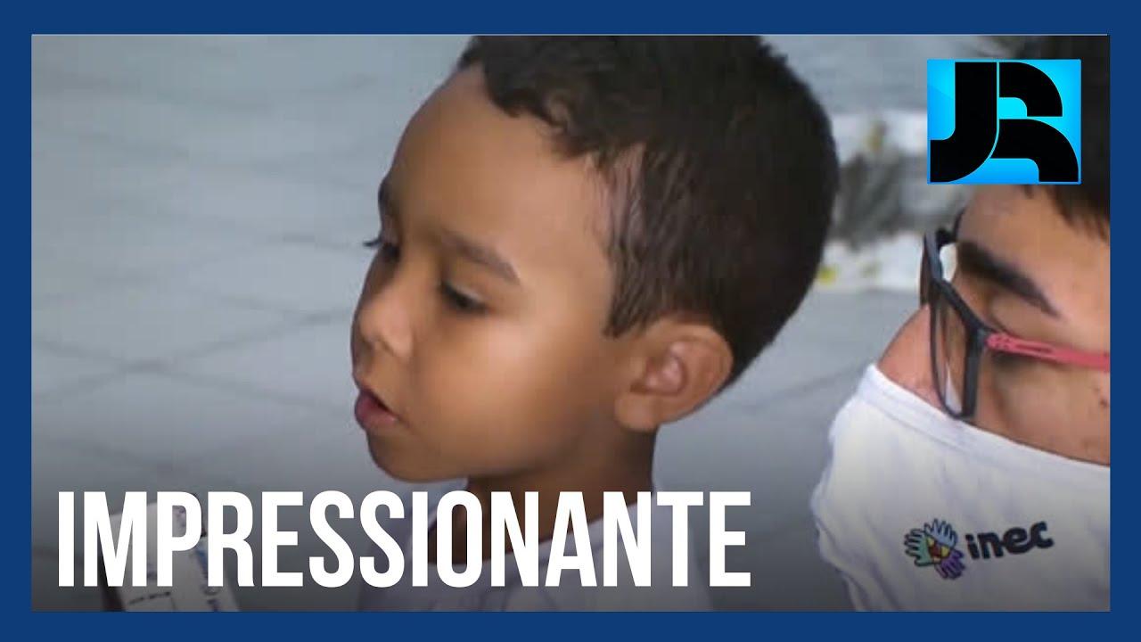 Download Crianças Geniais: menino baiano de 4 anos já fala inglês fluente e está aprendendo o russo