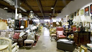 7 Things You Should Never Pass Up At A Consignment Shop | House Beautiful