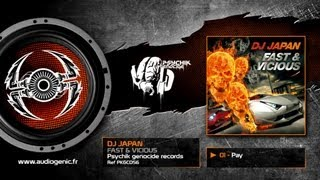 DJ JAPAN - 01 - PAY - FAST & VICIOUS - PKGCD56