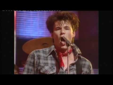 Big Country - Fields of Fire . Top of the Pops March 1983