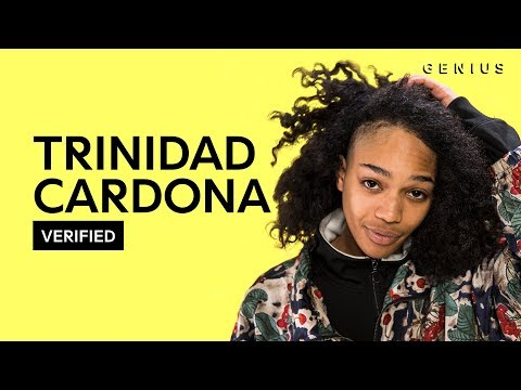 Trinidad Cardona Jennifer  Lyrics & Meaning  Verified