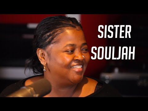 Sister Souljah Talks Coldest Winter Ever + State of Black America