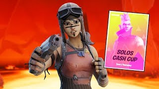 SOLO CASH CUP (GAME 15, 68 POINTS | ! Facecam ! Lid ! Coins | CODE: Prxsent | Fortnite NL