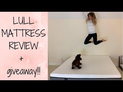 Lull Mattress Review + Bonus Giveaway!!!