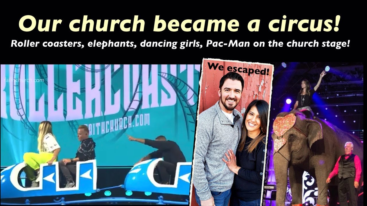 Our church became a circus: Why we left Faith Church's charismania of roller coasters