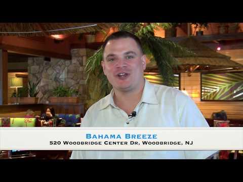 Restaurant Week: Bahama Breeze