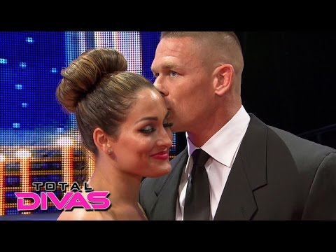 The Divas walk the red carpet at the Hall of Fame ceremony: Total Divas Preview Clip: July 21, 2015