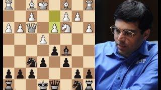Староиндийский накат! Vallejo F. - Anand V.  GRENKE Chess Classic 2019. 4 тур. Шахматы