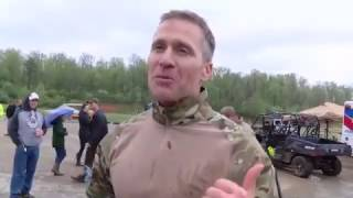 Missouri Governor Eric Greitens in SWAT Mode