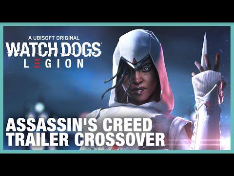 Watch Dogs: Legion - Assassin's Creed Crossover Tráiler   Ubisoft LATAM