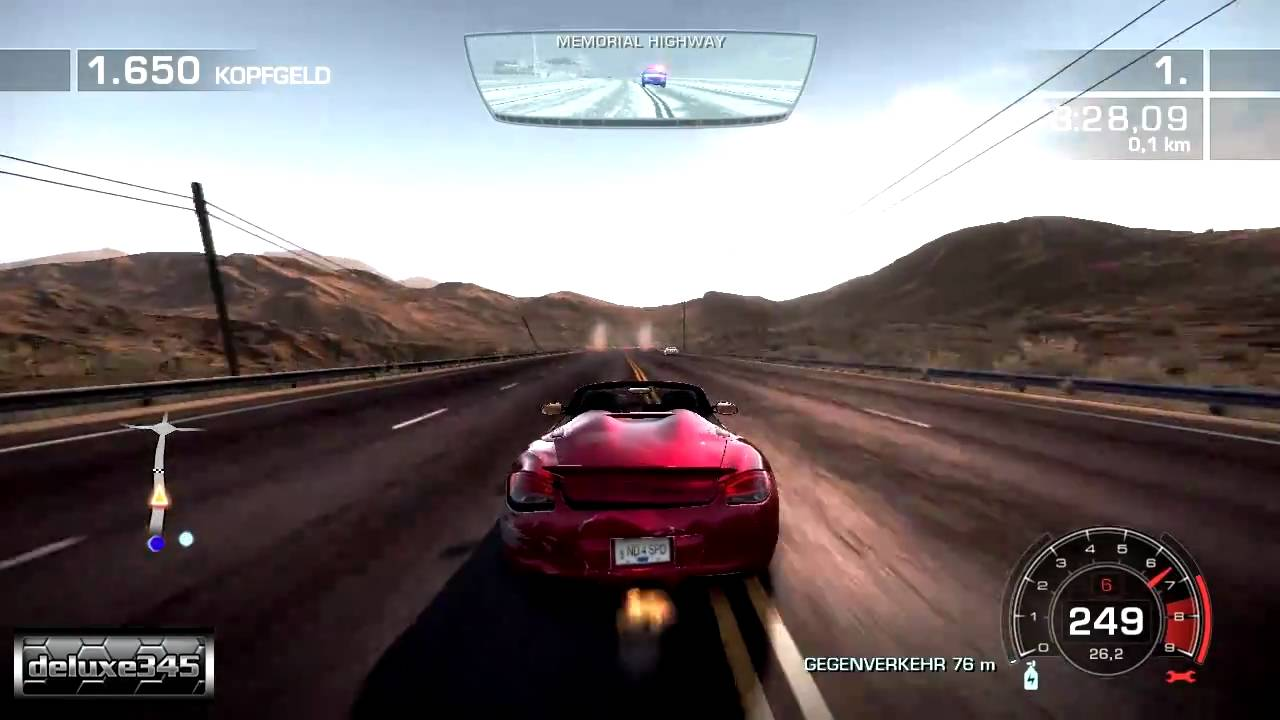 Need For Speed Hot Pursuit 2010 Gameplay Pc Hd Youtube