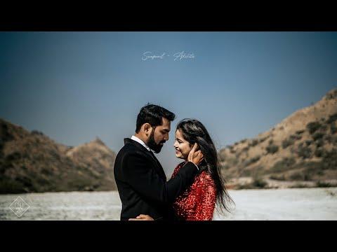 Pre Wedding Shoot 2020   Udaipur   Bahubali Hill   Swapnil & Akshita   India