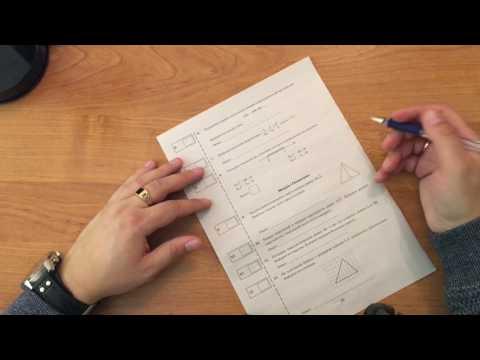 ОГЭ Математика 2017 модуль Алгебра ( 3 вариант)