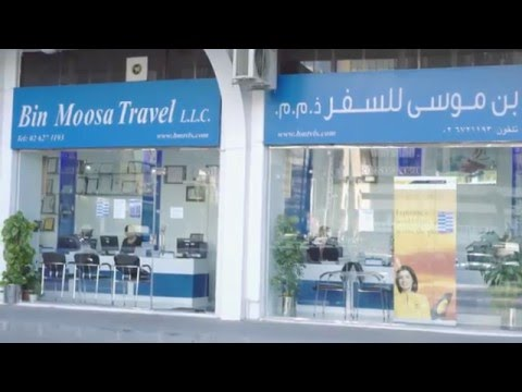 Bin Moosa Travels - Best Travel Agency in UAE