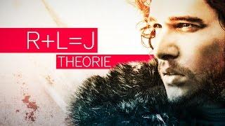 Die Herkunft von Jon Snow   R+L=J  GAME OF THRONES