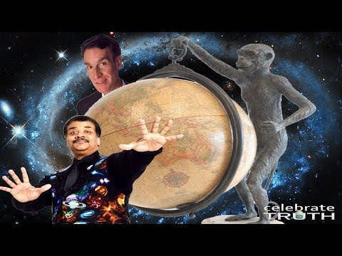 FYI Scientism is NOT Science Bill Nye & Neil deGrasse Tyson! Flat Earth