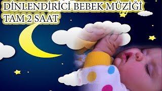 Bebekler için dinlendirici uyku müziği.Tam 2 saat REKLAMSIZ