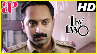 1 by Two Movie Scenes | Fahad recollects his past | Fahad refuses Shyamaprasad's help | Murali Gopy