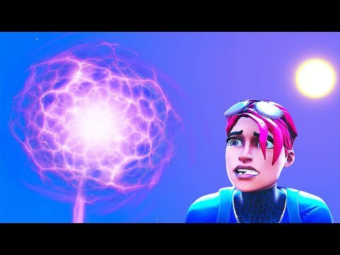 the Portal has reached STAGE 2 in Fortnite (CUBE EVENT) thumbnail