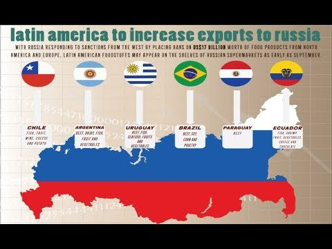 Russia And Latin America Are Becoming New BFF