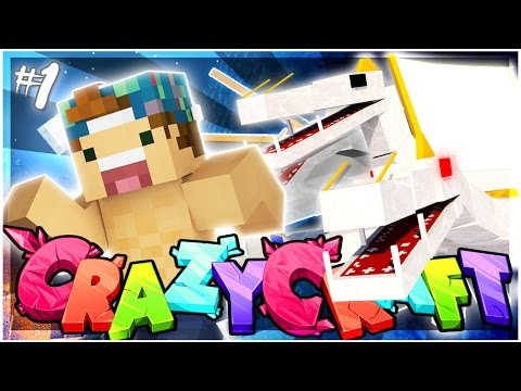 I JUST HAD THE CRAZIEST DREAM! | EP 1 | Crazy Craft 3.0 (Minecraft Modded Roleplay)