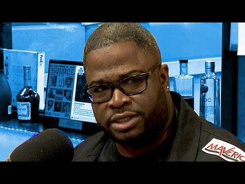 David Anderson Interview at The Breakfast Club Power 105.1 (04/06/2016)