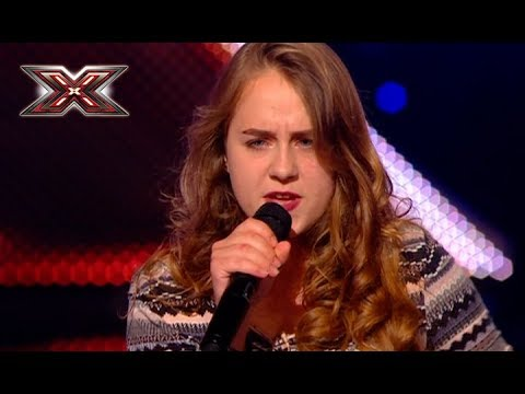 A young girl shocked the judges with her performance of a Kety Perry song Rise